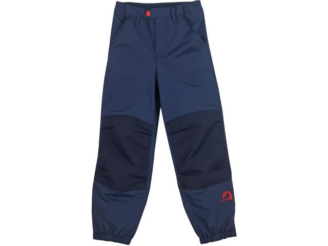Finkid Huima Uni Pantalon De Pluie Fille, navy